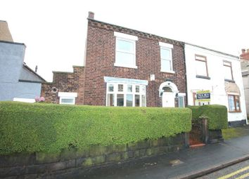 Thumbnail 2 bed semi-detached house for sale in John Street, Biddulph, Stoke-On-Trent