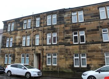 Thumbnail 1 bed flat for sale in Kerr Street, Barrhead, Glasgow