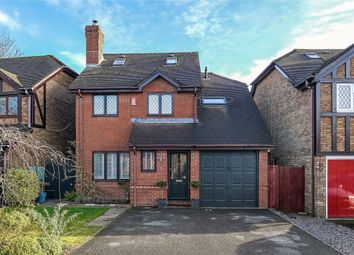 Halls Farm Close, Winchester, Winchester, Hampshire SO22. 4 bed detached house for sale