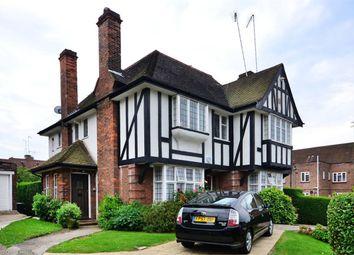 Thumbnail 1 bedroom flat to rent in Ossulton Way, Hampstead Garden Suburban