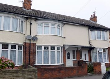 Thumbnail 3 bed terraced house to rent in Newcomen Street, Hull