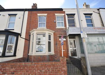Thumbnail 5 bedroom terraced house to rent in Milbourne Street, Blackpool, Lancashire