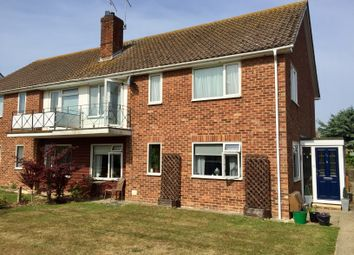 Thumbnail 2 bed flat to rent in Cove Road, Rustington, Littlehampton