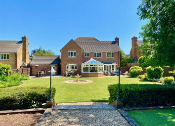 Thumbnail 5 bed detached house for sale in Candish Drive, Sherford, Plymouth