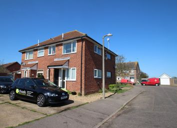 Thumbnail 1 bed end terrace house to rent in Henrietta Close, Colchester, Essex