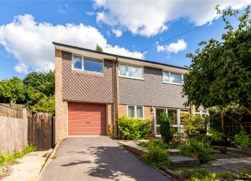 Thumbnail 4 bed semi-detached house for sale in Clovelly Drive, Hindhead, Surrey