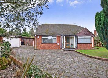 Thumbnail 3 bedroom detached bungalow for sale in Dene Close, Dartford, Kent
