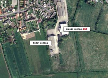 Thumbnail Industrial for sale in Gristhorpe, Scarborough, North Yorks