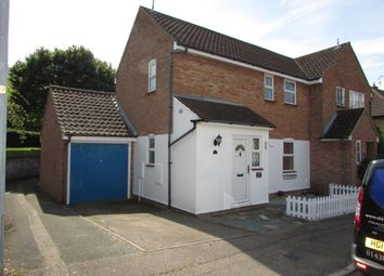Thumbnail 3 bed semi-detached house to rent in Beane Avenue, Stevenage