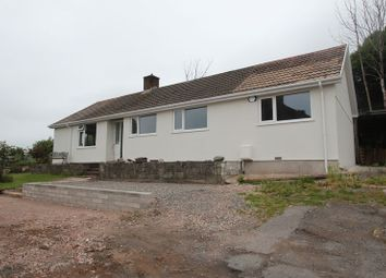Thumbnail 3 bed detached bungalow for sale in Laura Street, Barry