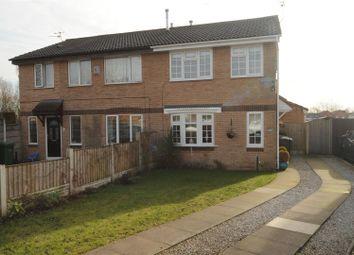 Thumbnail 3 bed semi-detached house for sale in Littleton Close, Great Sankey, Warrington