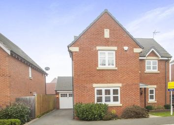 Thumbnail 3 bed detached house for sale in Lockwood Road, Barrow Upon Soar, Loughborough, Leicestershire