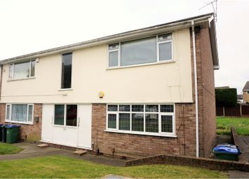 Thumbnail 1 bedroom flat for sale in Oak Close, Tipton