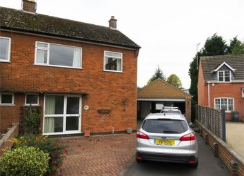 Thumbnail 3 bed semi-detached house for sale in Garendon Close, Shepshed, Loughborough, Leicestershire