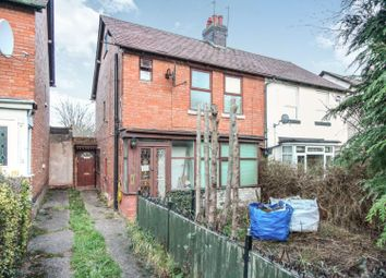 3 bed semi-detached house for sale in Holloway Lane, Redditch B98