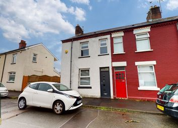 Thumbnail 2 bed end terrace house for sale in West Road, Llandaff North, Cardiff
