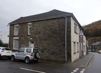 Thumbnail 4 bed end terrace house for sale in Gwendoline Street, Treherbert