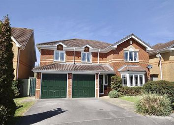 Thumbnail 5 bed detached house for sale in Frogwell Park, Chippenham, Wiltshire