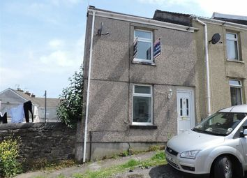 Thumbnail 2 bed end terrace house for sale in Grenfell Town, Pentrechwyth, Swansea