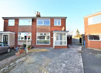 Thumbnail 3 bed semi-detached house for sale in Maple Grove, Warton, Preston, Lancashire