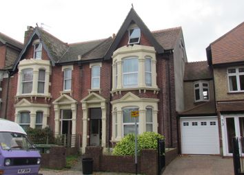 Thumbnail 1 bedroom flat to rent in Goldsmith Avenue, Southsea
