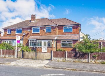 Thumbnail 5 bed semi-detached house for sale in Harvest Lane, Moreton, Wirral