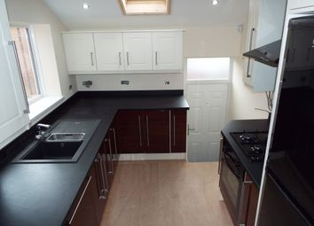 Thumbnail 3 bed flat to rent in Grantham Road, Sandyford, Newcastle Upon Tyne