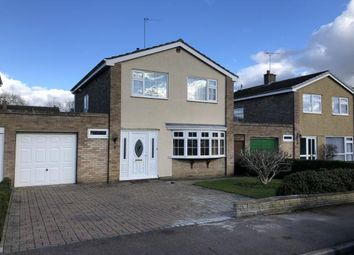 Thumbnail 3 bed detached house for sale in Byron Close, Stevenage, Hertfordshire, England