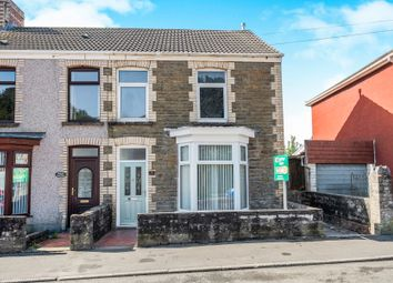 Thumbnail 2 bedroom semi-detached house for sale in Dynevor Road, Skewen, Neath