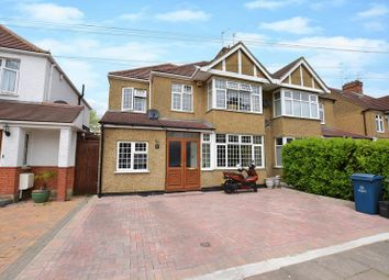Thumbnail 6 bed semi-detached house for sale in Moat Drive, Harrow