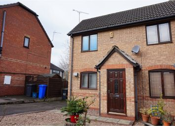 Thumbnail 2 bed semi-detached house for sale in Badger Place, Woodhouse, Sheffield