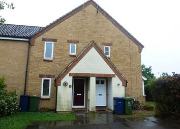 Thumbnail 1 bed property to rent in Blackthorn Close, Cambridge