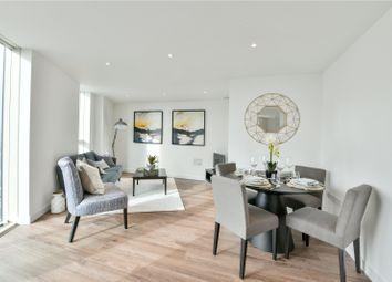 Thumbnail 2 bed flat for sale in Saffron Central Square, Croydon