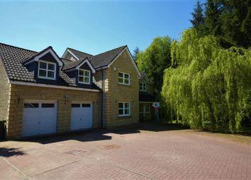 Thumbnail 5 bedroom detached house for sale in Whitehaugh Park, Peebles