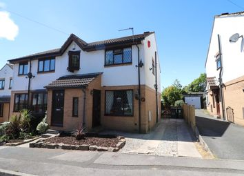 Thumbnail 2 bed semi-detached house for sale in Charnwood Bank, Batley