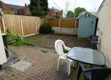 Thumbnail 1 bedroom terraced house to rent in West End Street, Stapleford, Nottingham