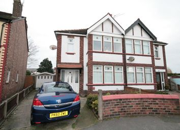 Thumbnail 3 bed semi-detached house for sale in Cleveleys Avenue, Southport