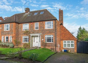 Thumbnail 4 bed semi-detached house for sale in Coppice Walk, Totteridge, London