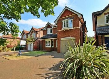 Thumbnail 4 bed detached house for sale in Tarporley Close, Eccleston, St. Helens