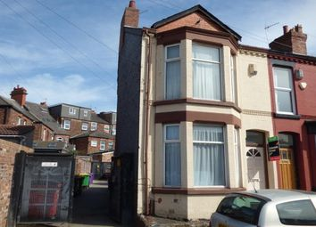 Thumbnail 2 bed end terrace house for sale in Gorsebank Road, Mossley Hill, Liverpool