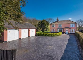 Thumbnail 5 bed detached house for sale in Old Newton, Stowmarket, Suffolk