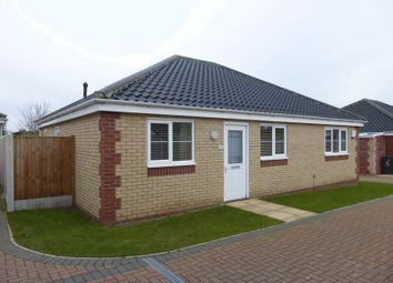 Thumbnail Detached bungalow to rent in Mill Lane, Bradwell, Great Yarmouth