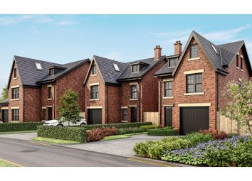 Thumbnail 5 bedroom detached house for sale in Lostock Hall Road, Poynton