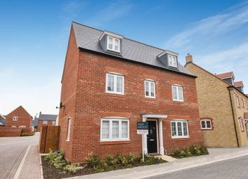 Thumbnail 5 bed detached house for sale in Wetherby Road, Bicester