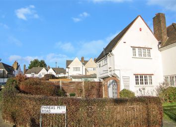 Thumbnail 2 bed end terrace house for sale in Phineas Pett Road, London
