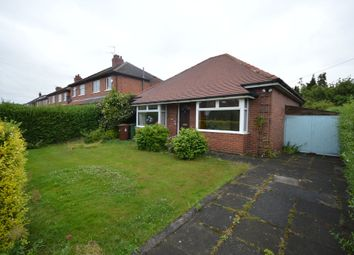 Thumbnail 2 bed detached bungalow for sale in Silcoates Lane, Wrenthorpe, Wakefield