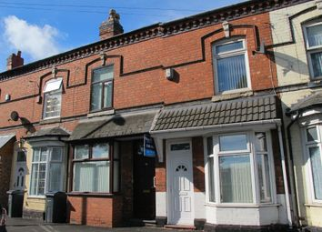 Thumbnail 3 bed terraced house for sale in Charles Road, Small Heath, Birmingham