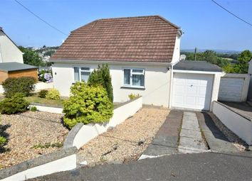 3 bed detached bungalow for sale in St. Annes Road, Saltash, Cornwall PL12