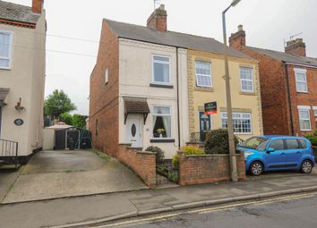 Thumbnail 2 bed semi-detached house for sale in Queen Victoria Road, New Tupton, Chesterfield