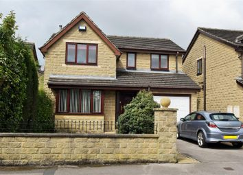 Thumbnail 4 bed detached house for sale in Cover Drive, Wibsey, Bradford